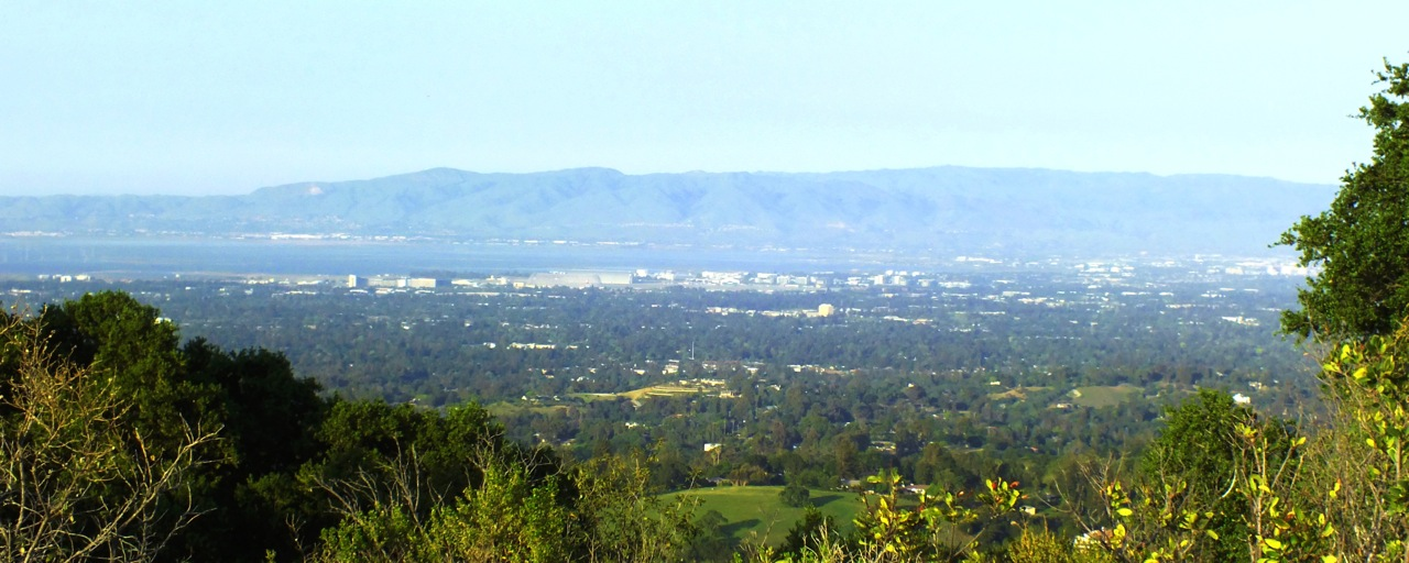 Silicon Valley Panorama