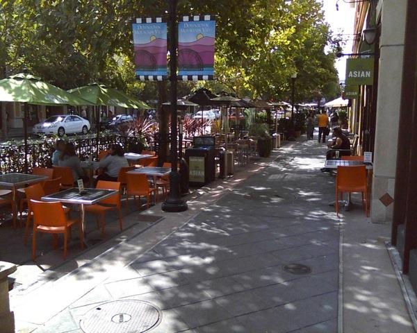Mountain View Downtown Restaurants Best Restaurants Near Me